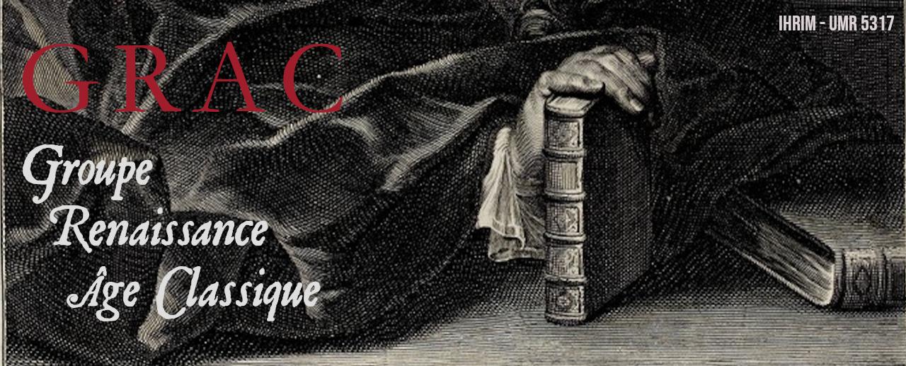GRAC - Groupe Renaissance Âge Classique
